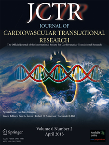 JCTR Special Issue on Cardiac Anatomy